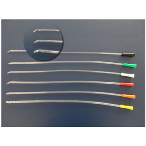 Disposable Sterile Nelaton Catheter pictures & photos