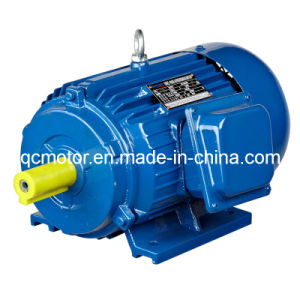 Y Series Cast Iron Copper Wire Cold Sheet Stamping Three Phase Induction Motor