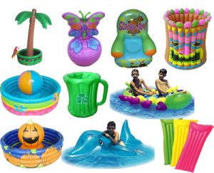 Assorted Vinyl Seasonal& Promotional Inflatable Toys (IT009) pictures & photos