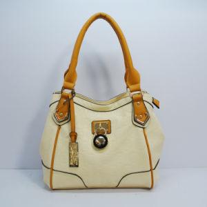 New Fashion Famous Brand PU Leather Lady Mk Handbag (XD140187)