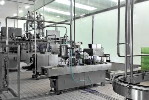 8t/H Turnkey Milk Production Line pictures & photos