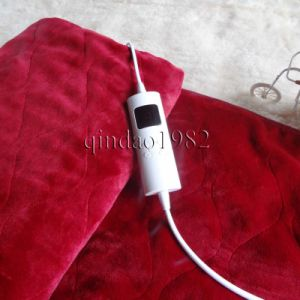 Flannel Over Blanket/Heated Throw with Over Heat Protection pictures & photos