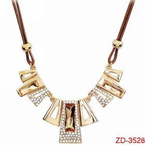 Zd-3528 Fashion Jewelry of Necklace