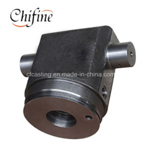 OEM Stainless Steel Precision Machinery Parts pictures & photos