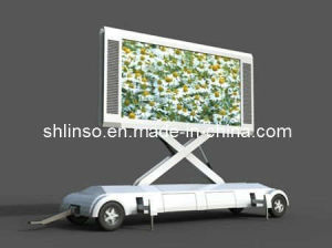 Outdoor Advertising Trailer LED Display (YES-T12)