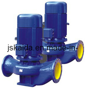 Isg\Irg Vertical Pipeline Centrifugal Pump