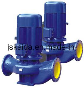 Isg\Irg Vertical Pipeline Centrifugal Pump