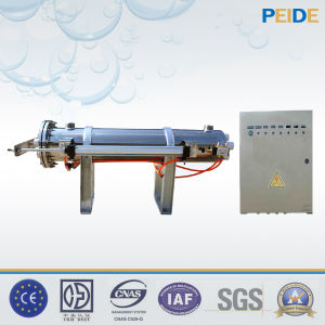 UV Sterilizer Used for Sewage Treatment After Water Disinfection pictures & photos
