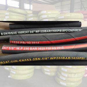 DIN En853 2sn Hydraulic Rubber Hoses