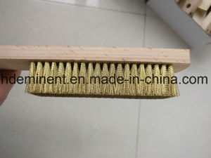 Steel Wire Brush, Stainless Steel Wire Brush, Brass Wire Brush pictures & photos
