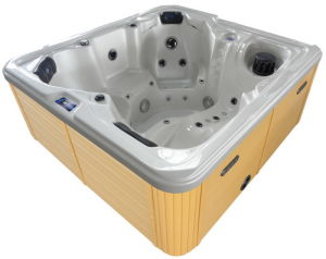 USA Aristech Acrylic 4 Setas Outdoor SPA pictures & photos