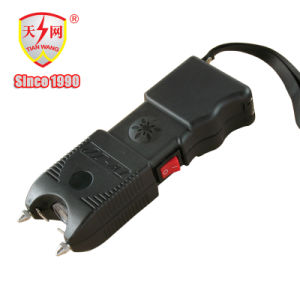 Bright LED Police Stun Guns with Loud Alarm (TW-10) pictures & photos