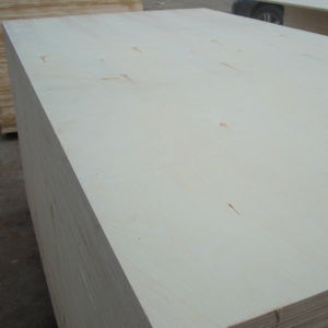 Building Material Commercial Plywood Furniture Poplar Plywood pictures & photos