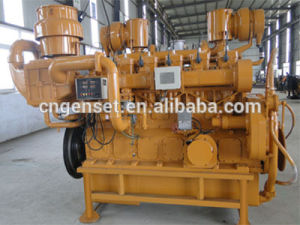 Ce Certificate! 375kVA Coal Gas Turbine Generator pictures & photos