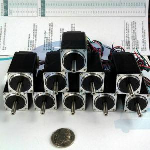 2 Phase Hybrid Stepper Motors NEMA11 1.8 Degree Jk28hs51-0674 pictures & photos