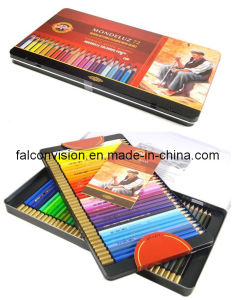 Colored Pencil Soft Pastel Pencils Tin Case Gift Box pictures & photos