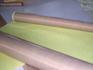 Glassfiber Coated PTFE, Teflon Fabric, PTFE Fabric pictures & photos