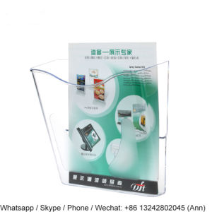 High Quality Acrylic Brochure Holder pictures & photos