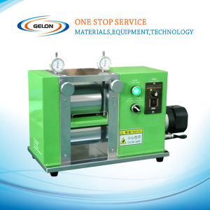Battery Electrode Calendering Machine of Lithium Battery (GN-JR-100A) pictures & photos
