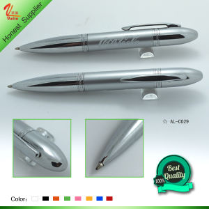 Short Metal Pen with Silver Color pictures & photos