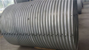 Corrugated Steel Culvert with Annular Corrguation