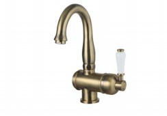 Single Lever Pull-out Water Faucet (DH27) pictures & photos