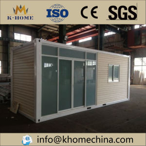 Movable House Shipping Container Architecture for Restaurant pictures & photos