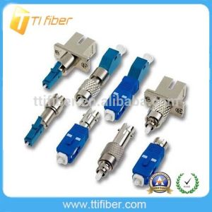St, FC, LC, Sc Male to Female Hybrid Fiber Optic Attenuator pictures & photos
