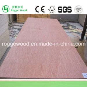 1220*2440mm Bintangor Plywood for Furniture & Packing Usage