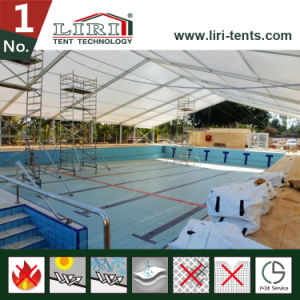 High Peak Polygon Top Movable Stadium for Outdoor Sports Tennis Badminton Court pictures & photos