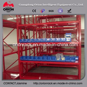 Adjustable Industrial Racking Storage Metal Shelving pictures & photos