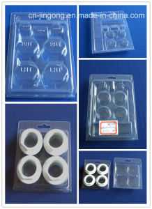 Plastic Box Clear Plastic Packing Clamshell Box Packing Box pictures & photos