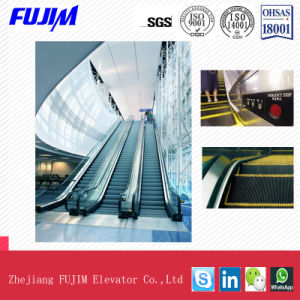 Vvvf Drive Engry-Saving and Safe Escalator for Airport pictures & photos