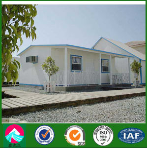 Prefabricated House & Family Living House pictures & photos