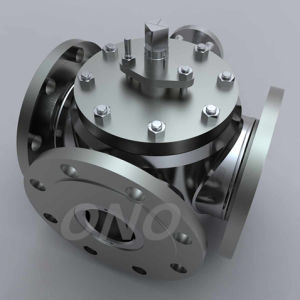 Floating Carbon Steel Ball Valve with Flange pictures & photos