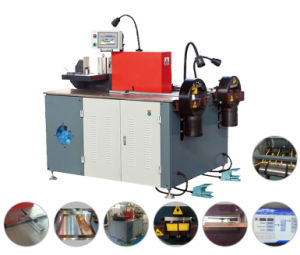 Bm303-S-3 Multifunction Busbar Processing Machine pictures & photos