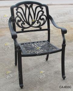 Cast Aluminium Furniture, Outdoor Furniture Ca-633T/C pictures & photos