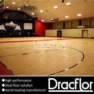PVC Sports Flooring Sheet Basketball Flooring pictures & photos