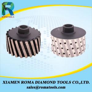 Romatools Diamond Milling Tools Zero Tolerance Wheels pictures & photos