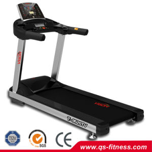 Upscale Quality Luxurious Commercial Treadmill with LCD Display