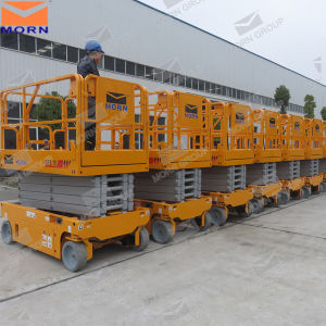 12m Height Electric Scissor Lifts for Sale pictures & photos
