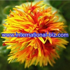 Safflower Yellow (100% Natural Food Colorants)