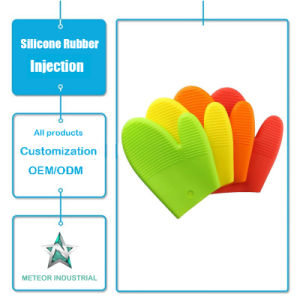 Customized Silicone Products Daily Use Silicone Gloves Injection Tool pictures & photos