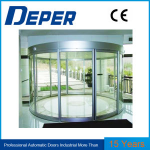Automatic Curved Sliding Door pictures & photos
