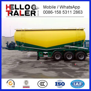 Dry Cement Transportation New Truck Trailer pictures & photos