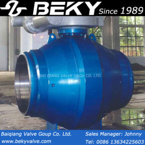 Fully Welded Ball Valve (Q347F)
