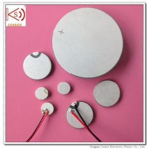 1MHz Pzt Crystal Tansducer Ultransonic Piezo Ceramic pictures & photos