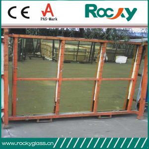 Rocky Factory Produce 1.1mm 1.3mm 1.5mm 1.8mm 2mm Aluminum Sheet Glass Color Mirror High Quality Golden Color Aluminum Sheet Mirror pictures & photos
