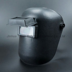 Welding Mask with 108X50mm Welding Glass (WM401) pictures & photos
