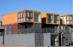 Fashionable Design Shipping Container House Cabin with Fittment pictures & photos